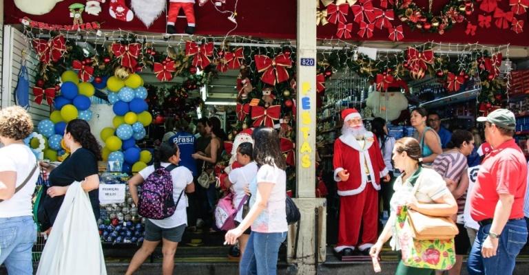Natal deve movimentar mais de R$ 36 bilhões na economia