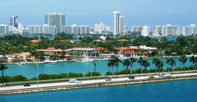Aproveite a retração do mercado residencial de Miami