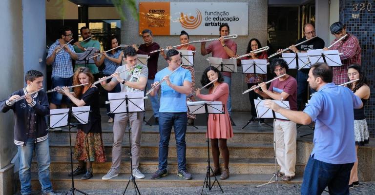 FEA abre inscrições para os cursos de música em BH