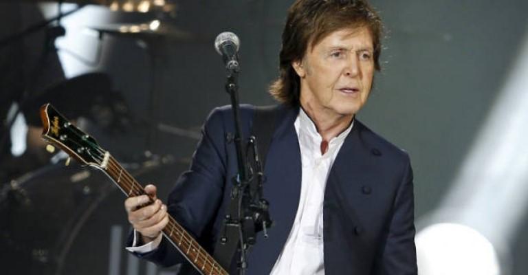 Paul McCartney lança um álbum de inéditas