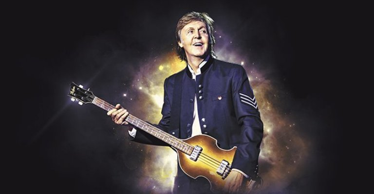 Paul McCartney confirma participação no 50º Festival de Glastonbury