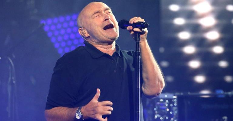 """Phil Collins lança autobiografia """"Ainda estou vivo"""""""
