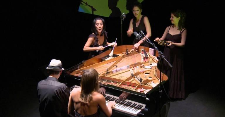 Série Jazz All Nights apresenta PianOrquestra