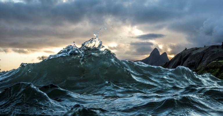 Exposição retrata o Rio de Janeiro visto do mar