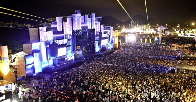Rock in Rio inicia venda de ingressos