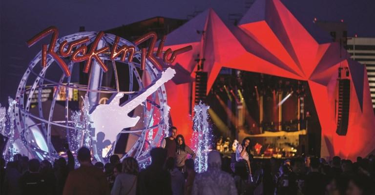 Venda do Rock in Rio Card começa no dia 12 de novembro