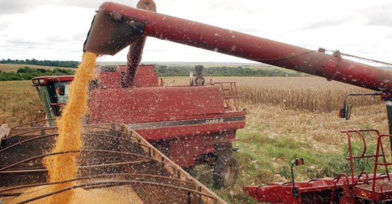 Brasil pode ter produção recorde de grãos na safra 2020/21