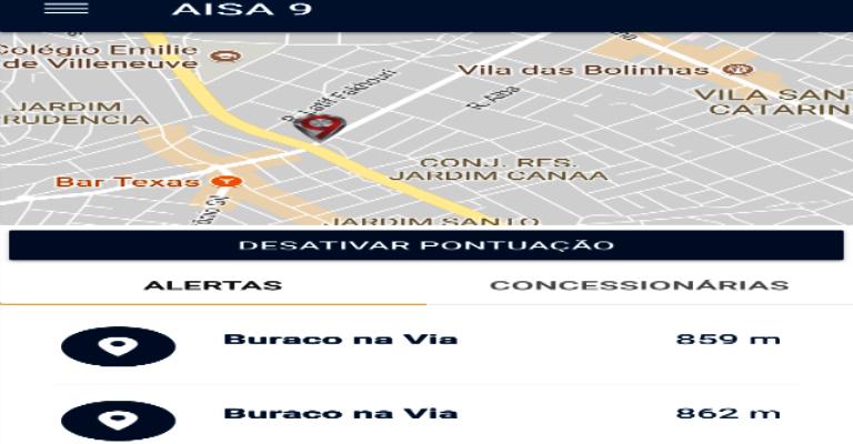 Enfim, um aplicativo para a segurança dos motociclistas