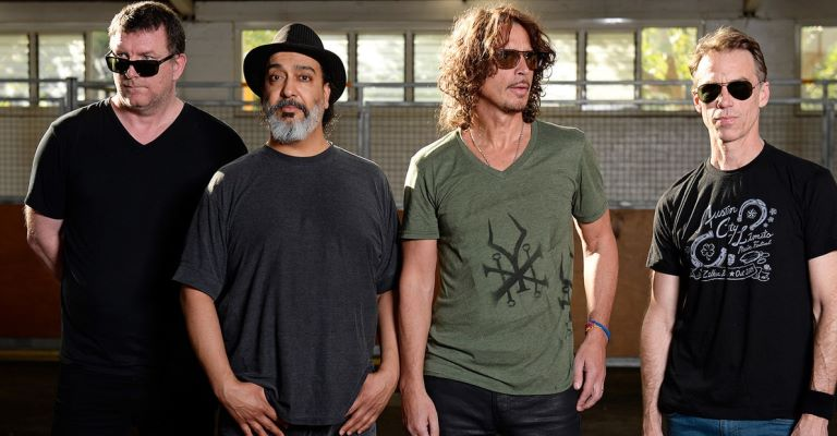 Soundgarden anuncia turnê após hiato de dois anos