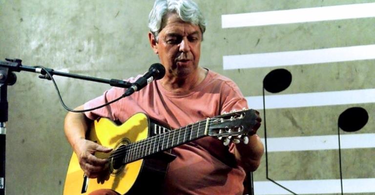 """Tavinho Moura lança seu novo CD """"O Anjo na Varanda"""""""