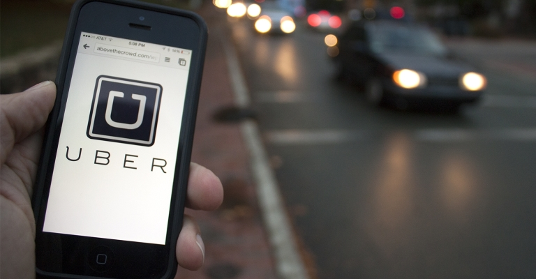 Entra em vigor lei que regulariza transporte por app