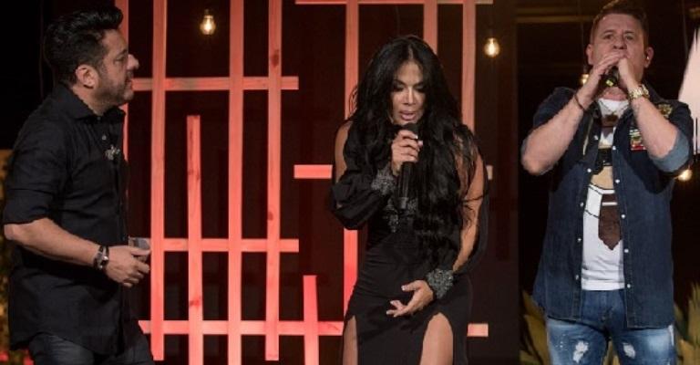 Valéria Barros lança álbum com grandes nomes do sertanejo