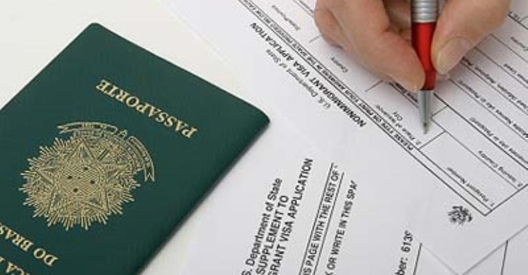 Brasil lidera recebimento de Green Card