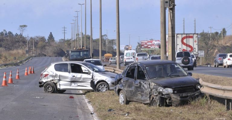 Brasil registrou 69 mil acidentes em rodovias federais em 2018