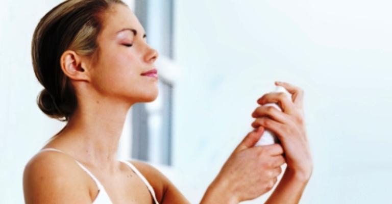 Água termal é alternativa para hidratar a pele