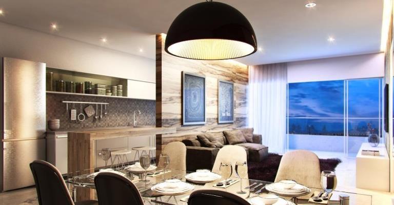 Vendas de apartamentos entre R$ 215 mil e R$ 700 mil foram destaque em abril