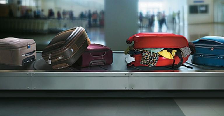 Despacho de bagagem de mão fora do padrão começa a valer