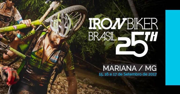 Iron Biker Brasil: evento atinge seu 25º ano