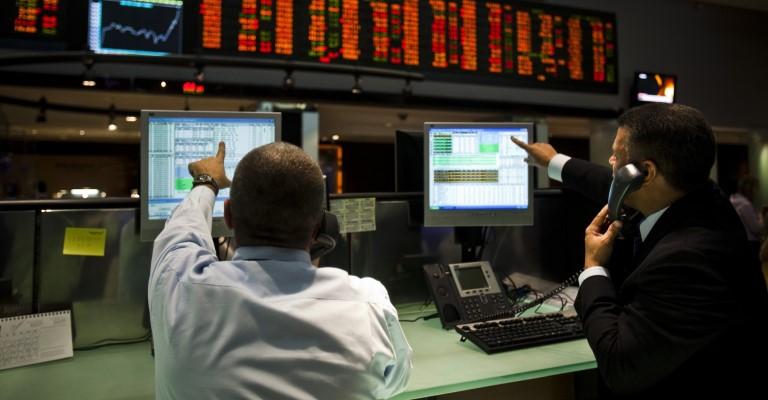 Entrada de capital externo na Bovespa bate recorde