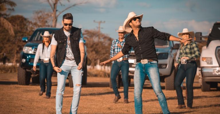Novo hit de Bruno & Barretto, conquista single de ouro