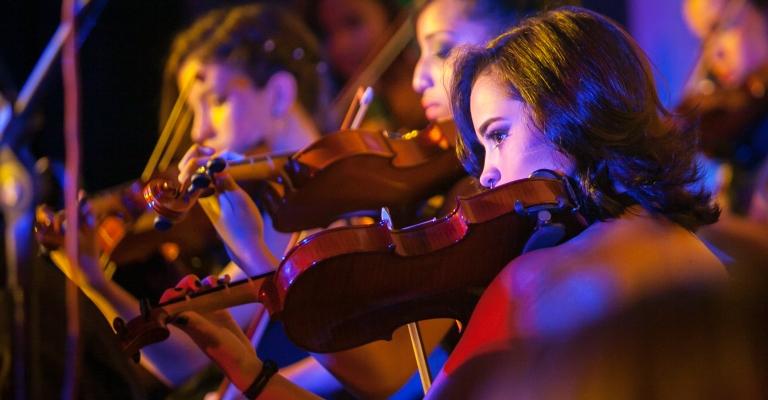 Projeto Concertos na Favela recebe Camerata Acordes