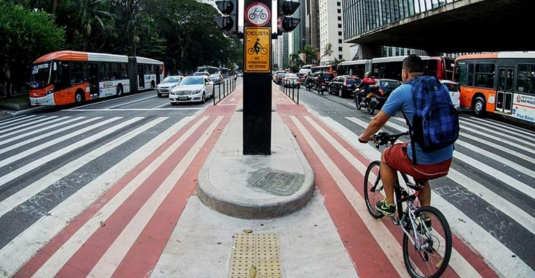 Uso de bicicleta pode reduzir gastos do SUS
