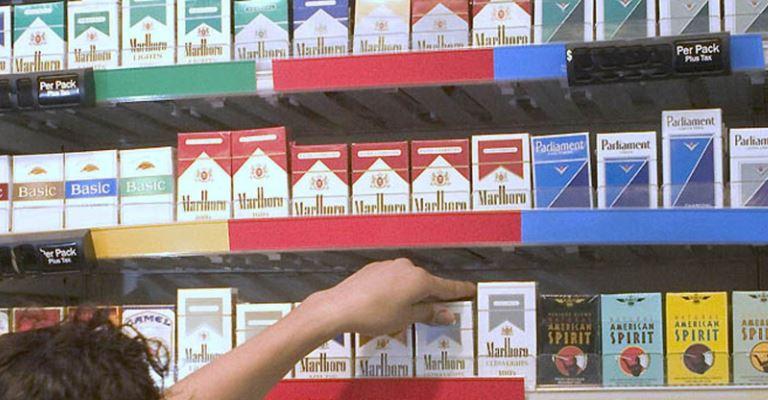 Novas regras restringem comercialização de cigarros