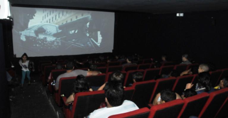 MEC assina protocolo por mais salas de cinema acessíveis