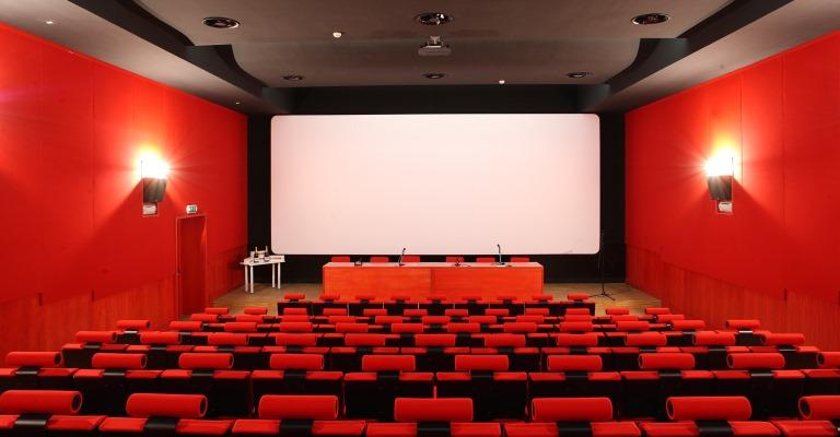 Brasil tem número recorde de salas de cinema