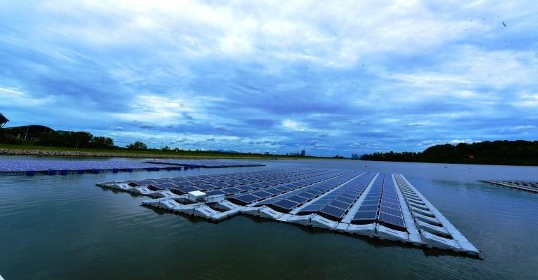 Até 2025, 25% da energia de Cingapura será solar