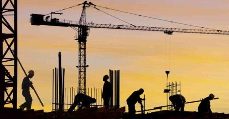 Construção civil demitiu mais de um milhão desde 2014