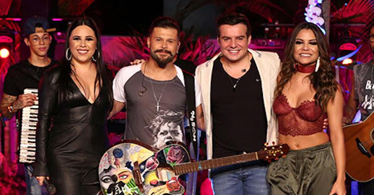Day e Lara lançam nova música com Marcos e Belutti