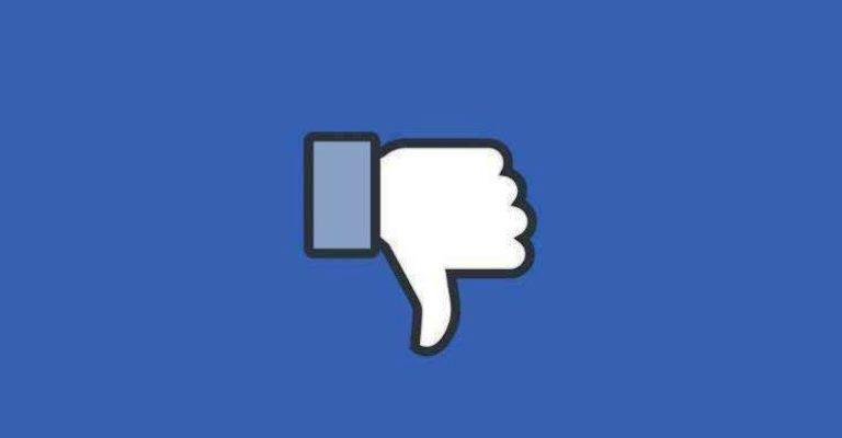 """Facebook finalmente libera o botão """"não curtir"""""""