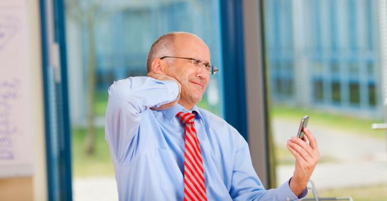 Qual a ligação entre dores cervicais e seu smartphone?