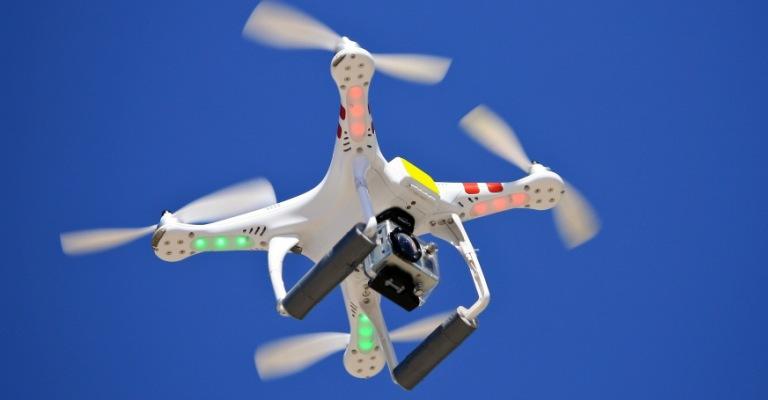 SP recebe Fórum de Empresários de Drone