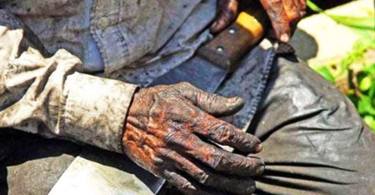 Escravidão e trabalho escravo