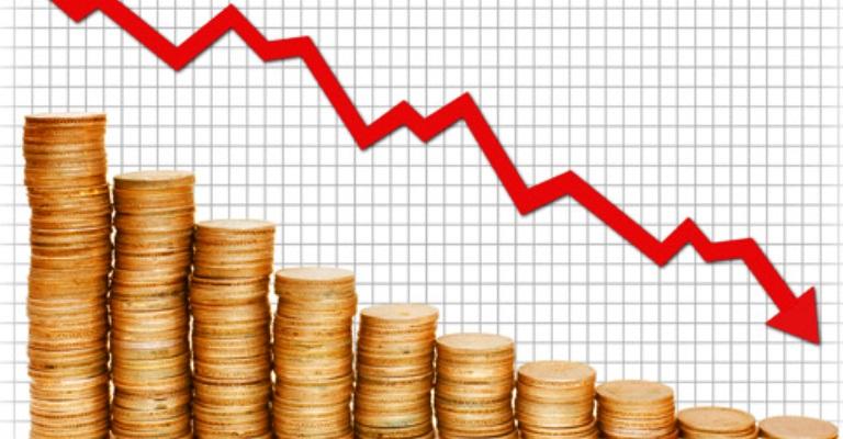 Economia brasileira recua 1,5% no primeiro trimestre