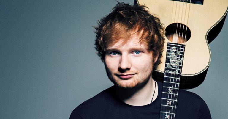 Ed Sheeran fará quatro shows no Brasil em maio 8e6a5485150