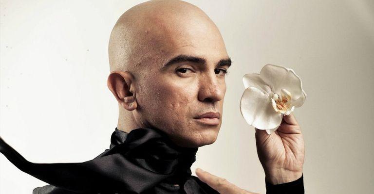 Edson Cordeiro volta ao Brasil com novo disco
