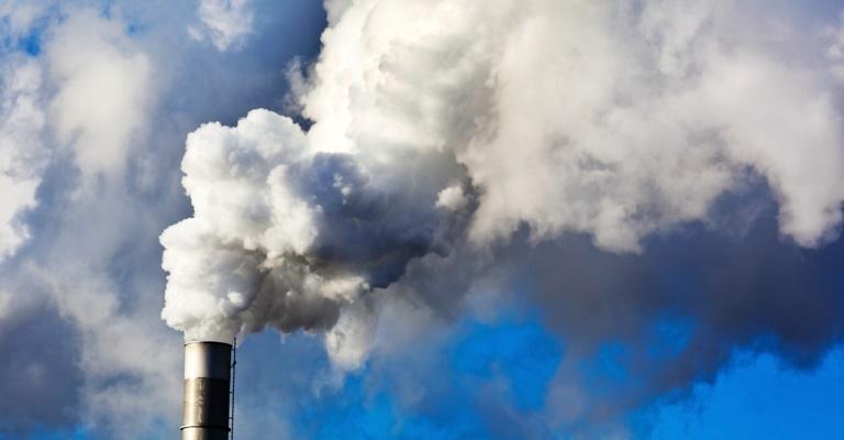 Emissões de gases no Brasil caem 2,3% em 2017