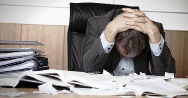 Pedidos de falência registram alta em 2016
