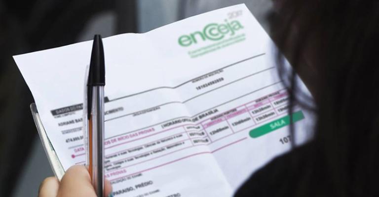 Número de inscritos para o Encceja 2019 tem aumento de 75%