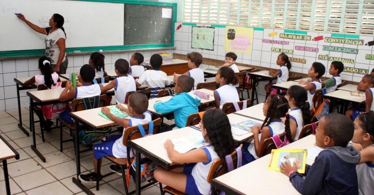 O olhar mais atento da escola