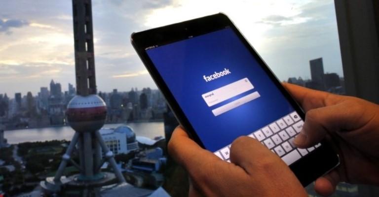 Facebook é a nossa cara