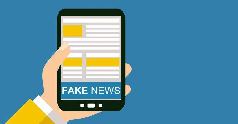 Luta contra a indústria das fake news