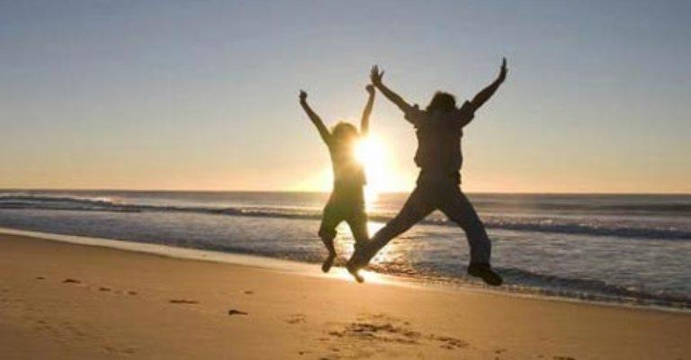 Três passos simples em prol da felicidade