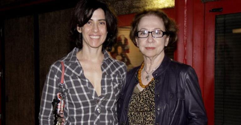 Canal destaca Fernanda Montenegro e Fernanda Torres