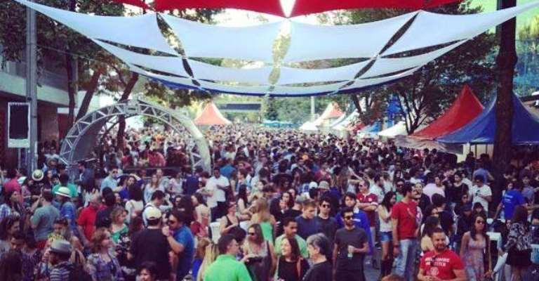19ª Festa Francesa agita a Savassi dia 14 de julho