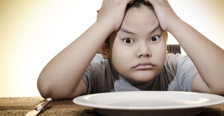 Você fica mal humorado quando está com fome?