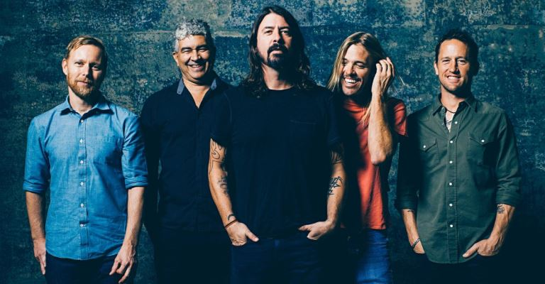 Rock in Rio Lisboa anuncia Foo Fighters em 2020